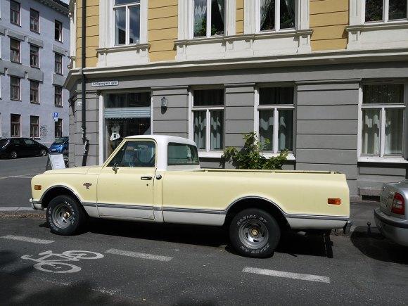 1968 Chevrolet C10 C/K Pickup