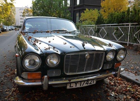 1973 Jaguar XJ6 4.2 swb series 1