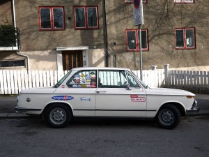 1973 Bmw 2002 tii e10 rally
