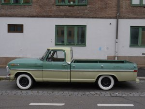1970 Ford F100 Custom pikcup