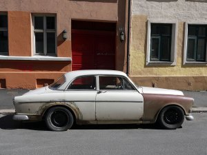 1967 Volvo Amazon 122s 133351 M Coupe