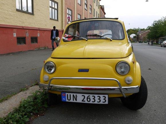 1971 Fiat Nuova 500 L F