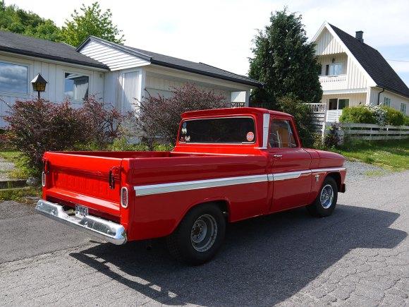 1965 Chevrolet C/K c10 pickup