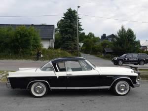 1956 Studebaker Golden Hawk Commander 50s car American Norway