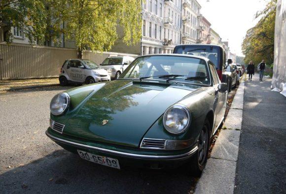 1966 Porsche 912 coupe air-cooled