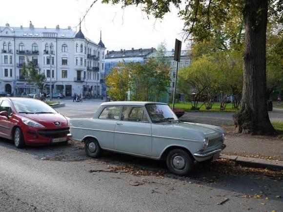 1963 Opel Kadett A Oslo Norway