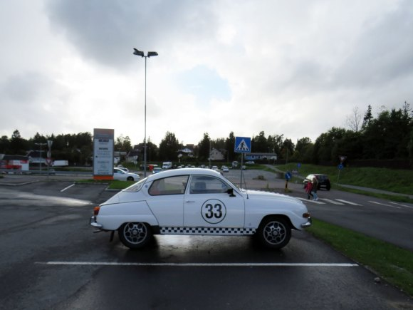 1971 Saab 96 Oslo Norway Norge clasisc car