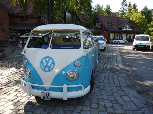 1965 Volkswagen Transporter pickup double-cab air-cooled