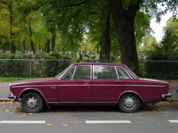 1970 VOLVO 164