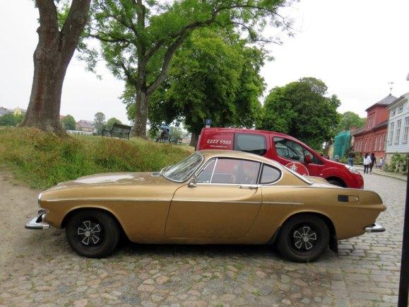 1971 VOLVO P1800