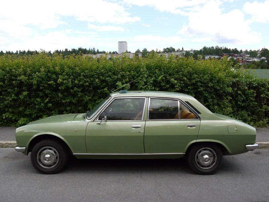 1977 PEUGEOT 504 GL