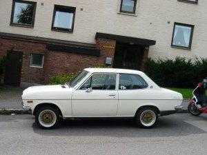 1971 DATSUN 1200 DELUXE