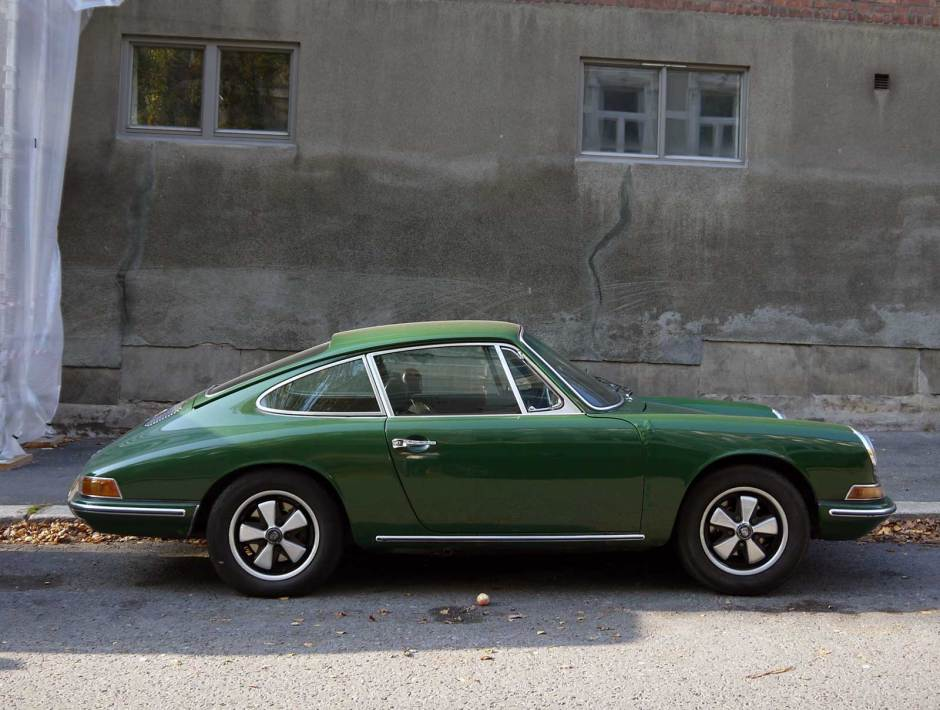 1966 PORSHE 912