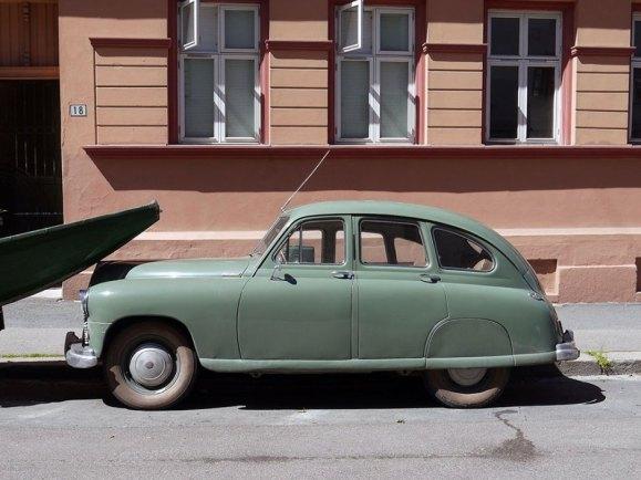 1950 STANDARD VANGUARD