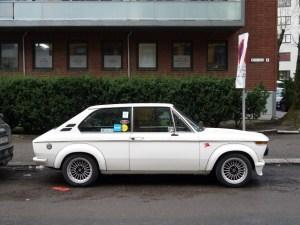 1972 BMW 2000 TOURING