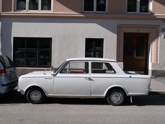 1964 VAUXHALL VIVA DELUXE