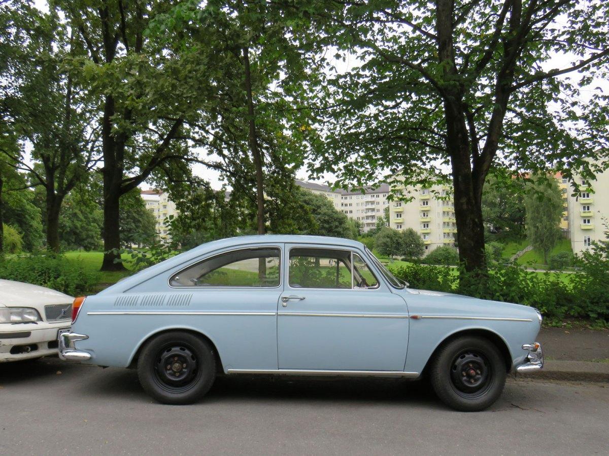 1966 VOLKSWAGEN 1600 TL