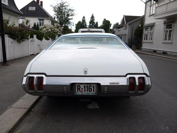 1970 OLDSMOBILE CUTLASS coupe