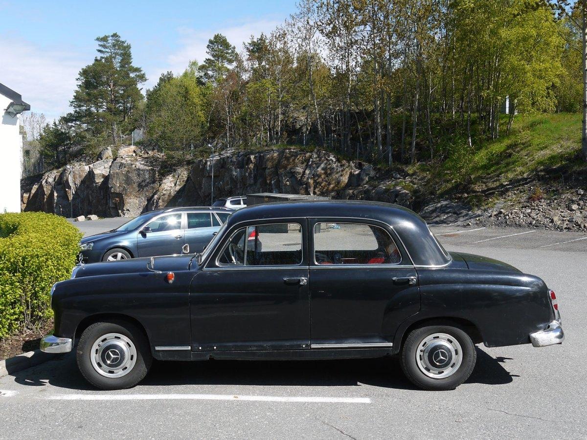 1960 MERCEDES-BENZ 190