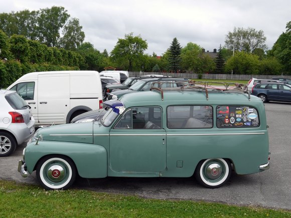 1962 Volvo P 210 Duett station wagon