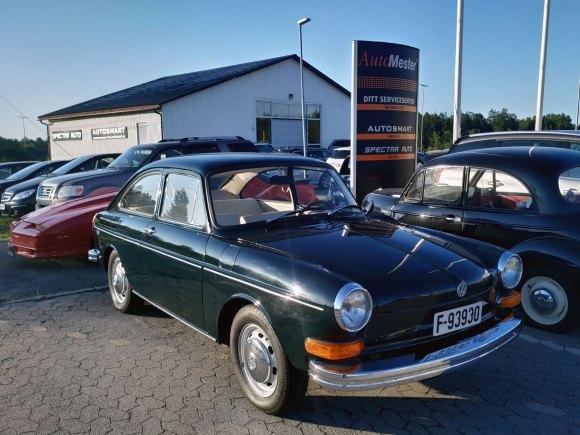 1969 Volkswagen 1600 TL type 3 fastback