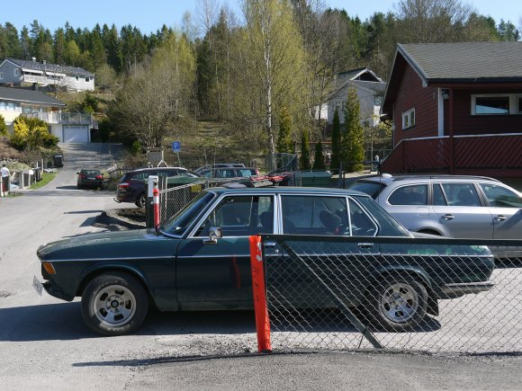 1976 Bmw 3.0 L e3 Bavaria