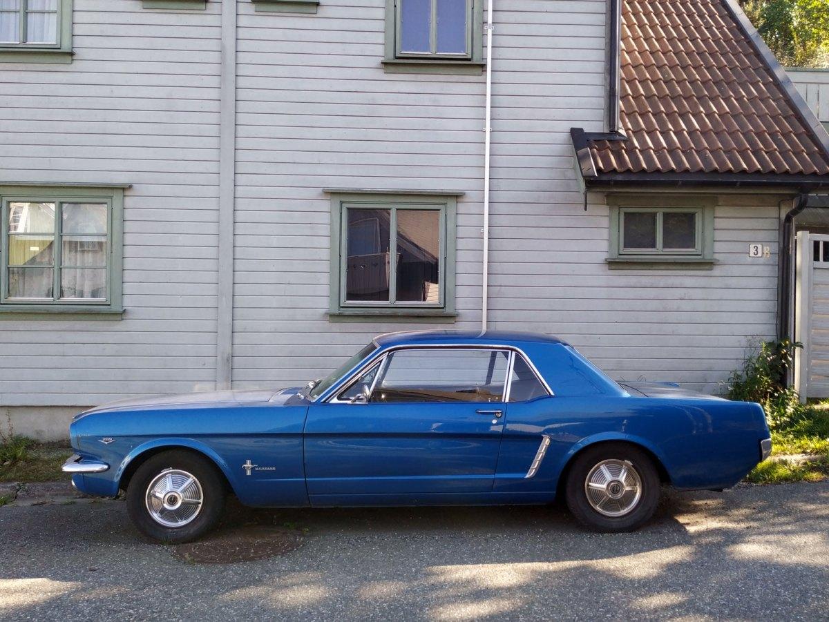 1965 Ford Mustang thumbnail