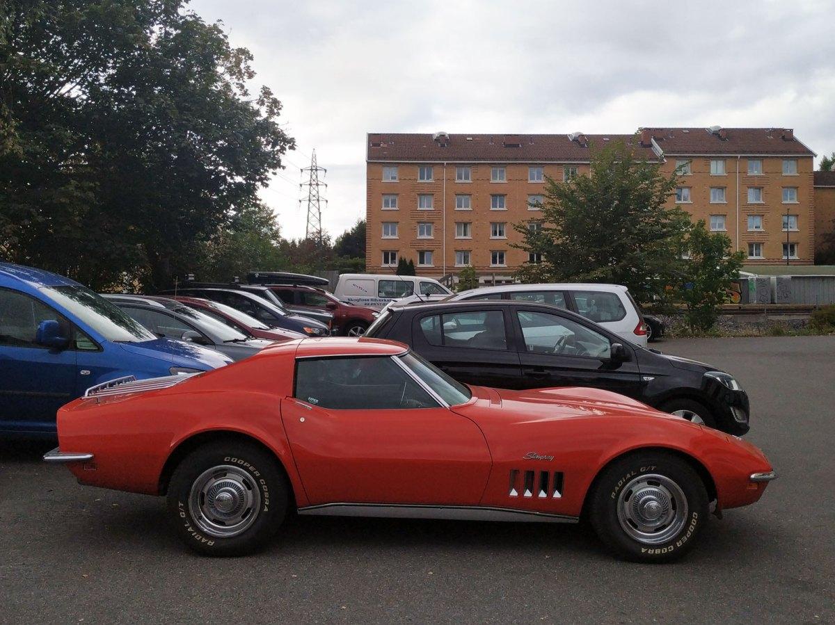 1969 Chevrolet Corvette c3 thumbnail