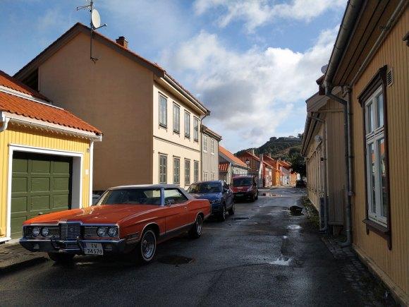 1972 Ford LTD Halden