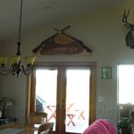 Mount Hood Lost Lake Gun Rack - Installed