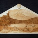Mount Hood Lost Lake Gun Rack