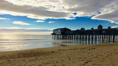 Miles of Beautiful, Sandy Beach