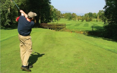 old orchard beach golf tournament event