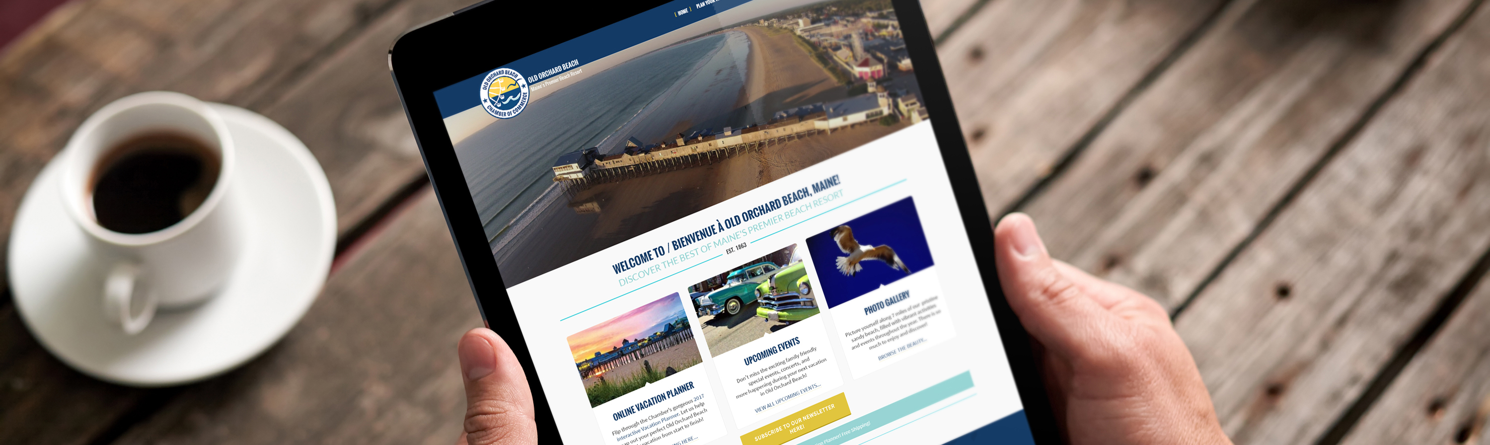 old orchard beach chgamber of commerce online payments