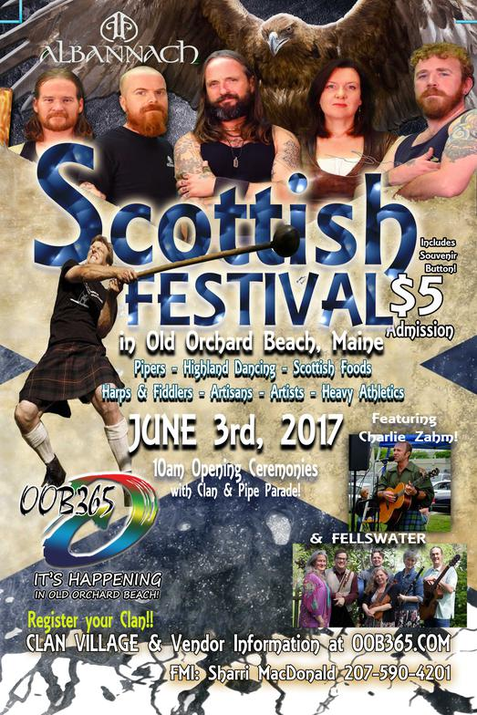 scottish festival old orchard beach