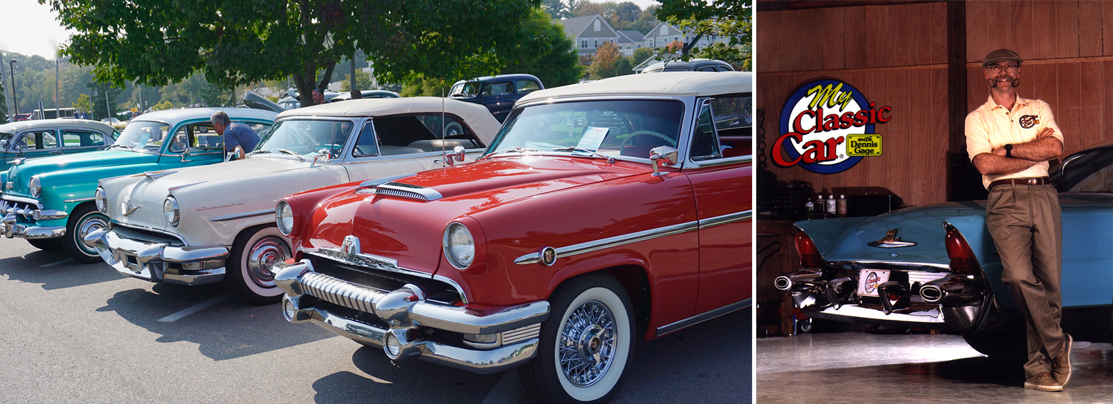 Old Orchard Beach Car Show - Antique car show