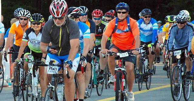 New England Parkinson's Ride