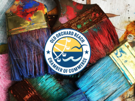 old orchard beach art show summer events