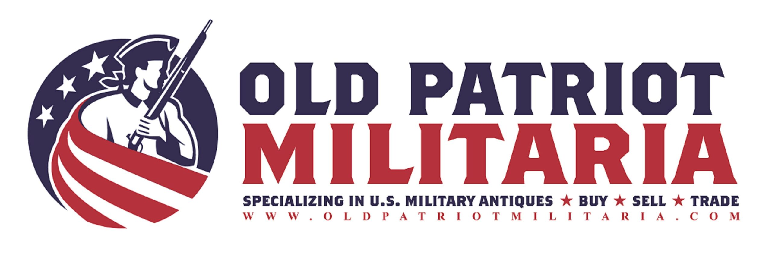 Old Patriot Militaria - Specializing in U.S. Military Antiques