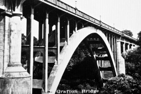 Grafton Bridge (built 1910)