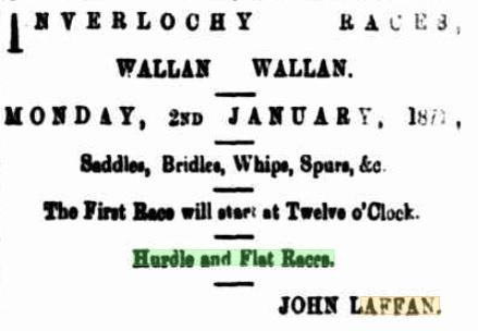 Kilmore Free Press - December 22nd, 1870