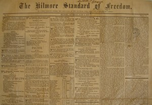Kilmore Standard of Freedom Newspaper