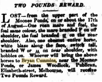 Port Phillip Gazette and Settler's Journal - 13th September, 1847