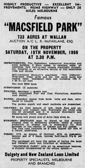 The Age - November 6th, 1966