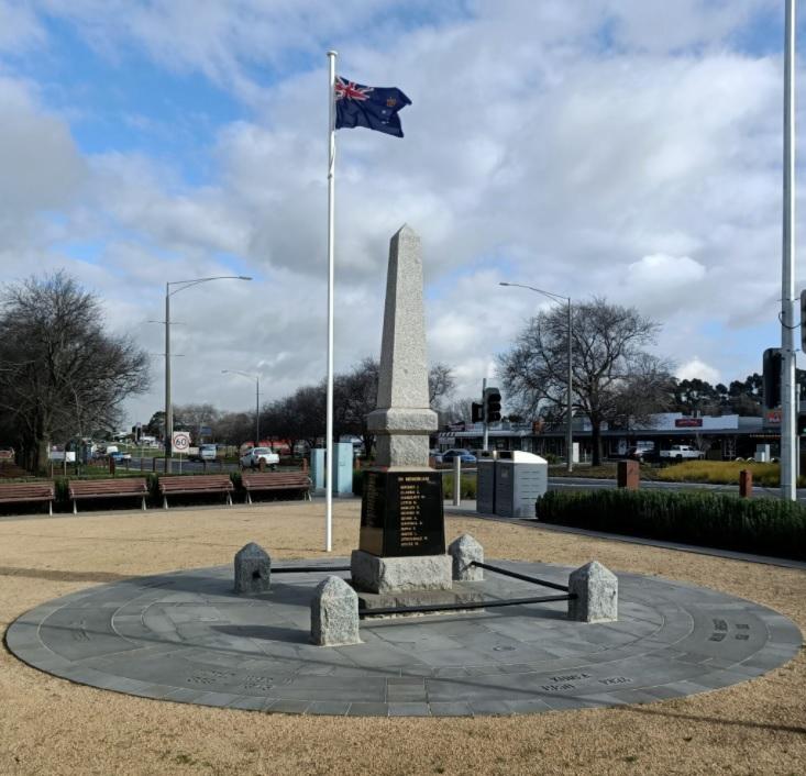 Wallan War Memorial