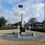 Wallan Soldier Memorial Trees and War Memorial
