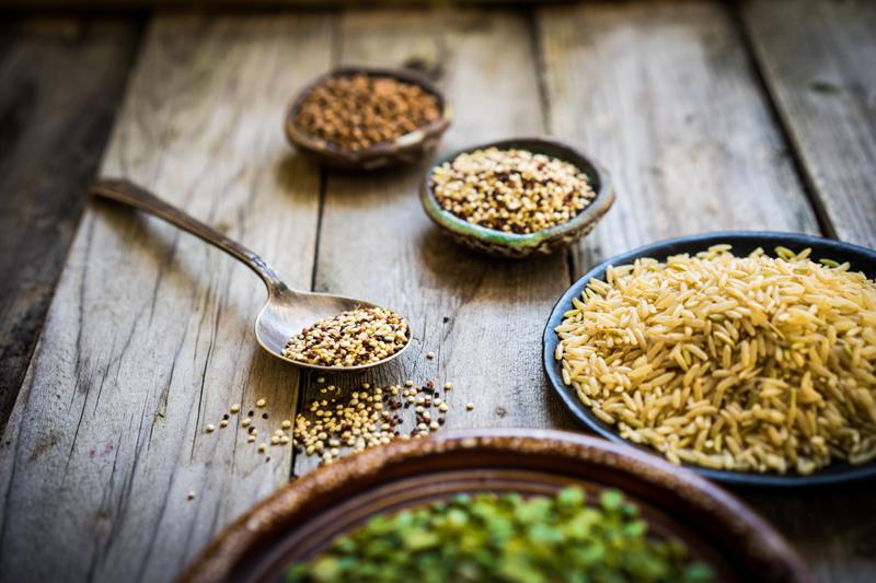 Arsenic Levels in White Rice vs. Brown Rice