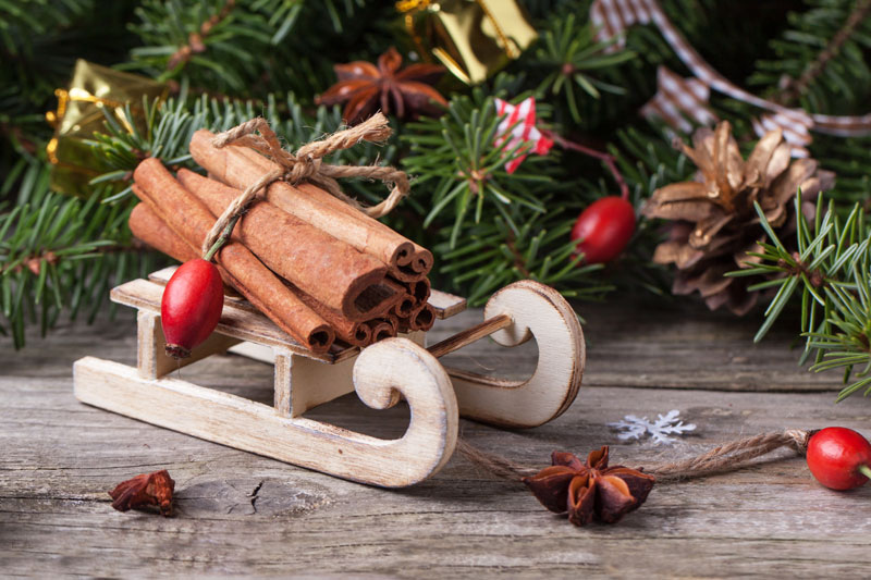 Ceylon Cinnamon health benefits - Christmas & Holidays