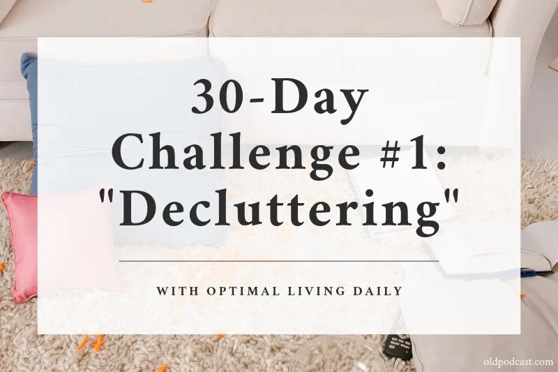 Take Part in Our 30-Day Challenges!