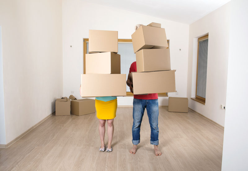 How Do I Minimize when Moving?